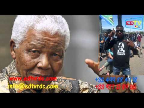 EDTV AUX OBSÈQUES DE MANDELA: QUE VA T-IL SE PASSER APRES ?