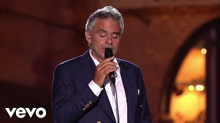 Andrea Bocelli - Champagne (Live / 2012)