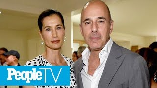 Matt Lauer & Wife Annette Are 'Preparing' To Divorce: The 'Damage Can't Be Fixed' | PeopleTV