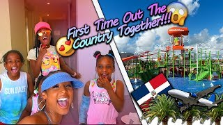 The So Cool Family First Time Out The Country Together!!!