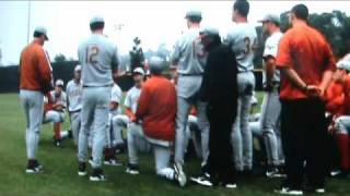 Augie Garrido Flips out