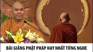 bài giảng hay nhất của thầy Thích Trí Minh không nghe phí đời người