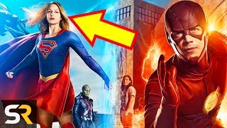 10 Arrowverse Fan Theories That Actually Make Sense