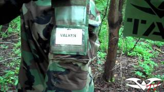 Джерси Valken V-TAC Sierra Combat Shirt V-Cam