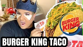 BURGER KING'S NEW TACO $1 EXPOSED