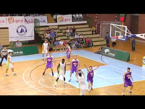 Adecco Oro Playoff 1/4 final IdF Cl�nicas Rinc�n vs. Quesos Cerrato Palencia