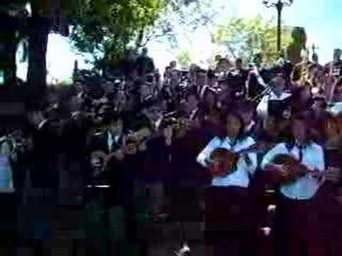 Coro Instrumental Coelemu en Mulchén