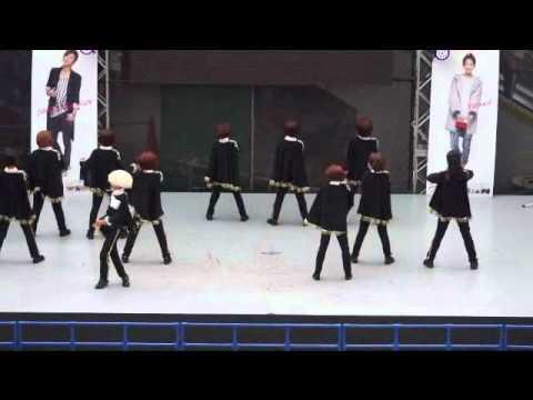 super junior DANCE SPY cover NEST KIDS