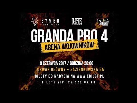 Video zapowiedź Granda Pro 4