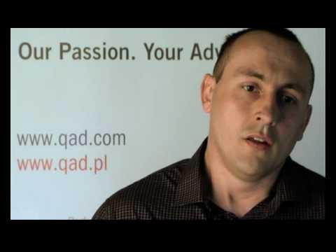 Klienci QAD mówią - Maciej Głowacz Wielton