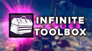 This Infinite Toolbox build is BROKEN
