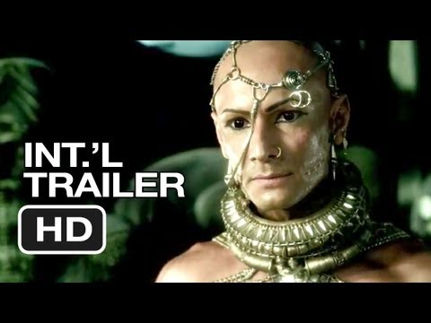 300: Rise of an Empire Official International Trailer #1 (2014) - Rodrigo Santoro Movie HD