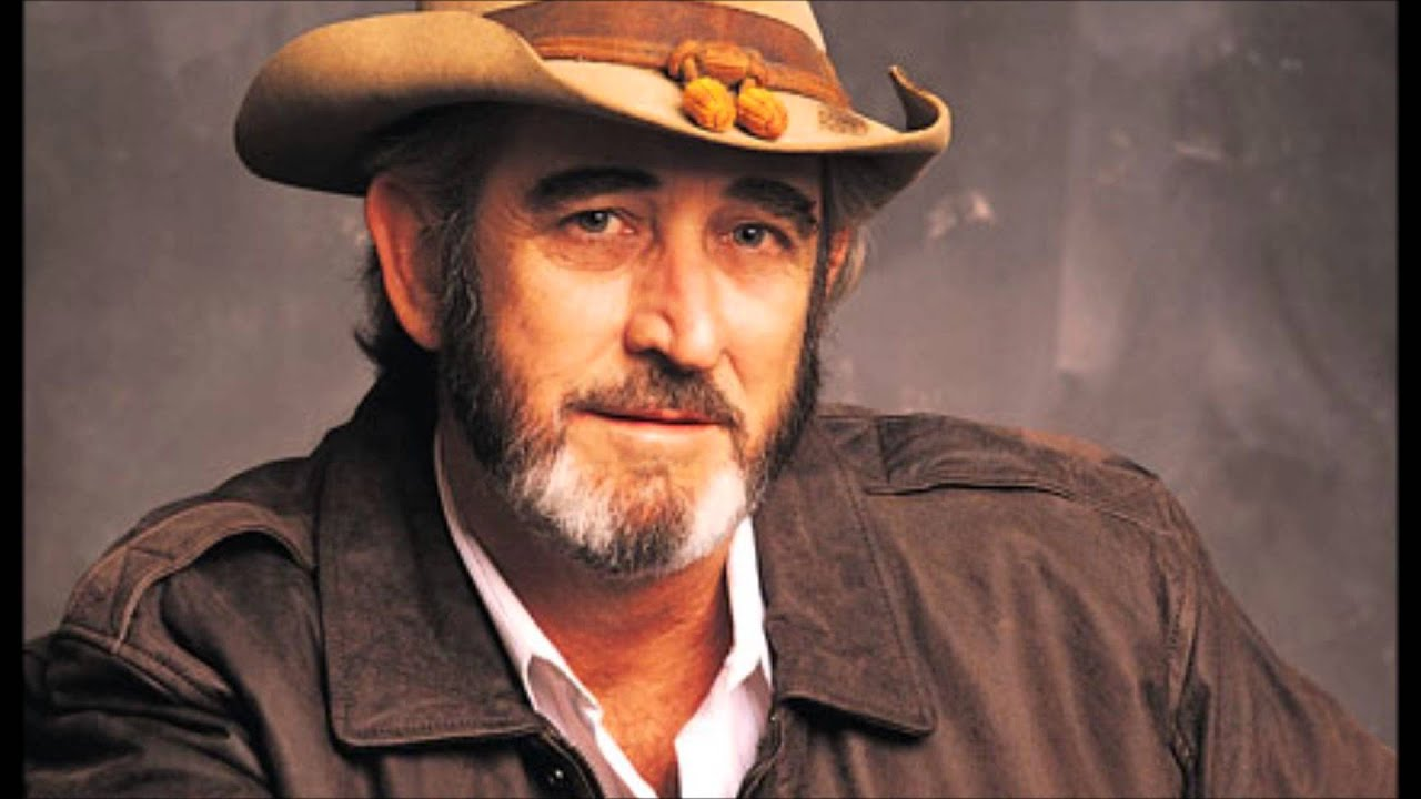 don williams how tall