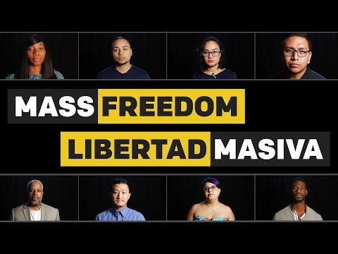 Race Forward Launches Mass Freedom Project to End Mass Incarceration & Mass Deportation