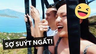 SỢ SUÝT NGẤT Ở NHA TRANG! | Vlog | Giang Ơi