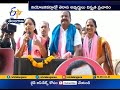 TRS Campaign Speeds Up Across State