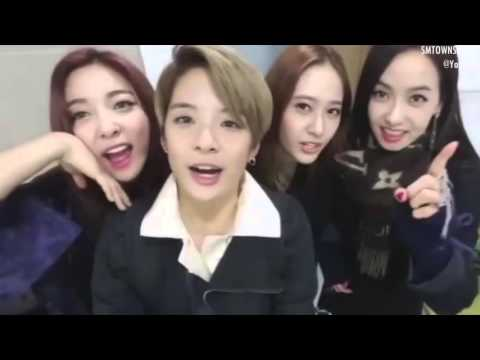F(x) Try not to fangirl/fanboy challenge