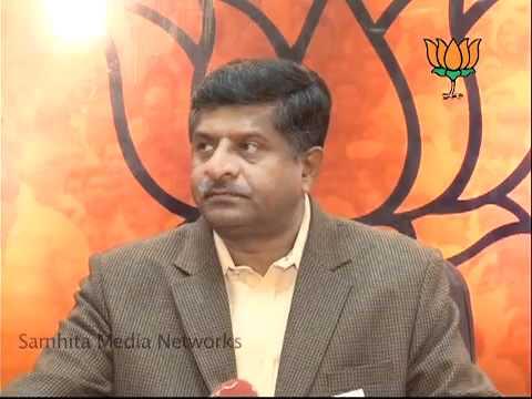 Part 2: National Unity March & Clashes in Jammu Issue: Sh. Ravi Shankar Prasad: 24.01.2011