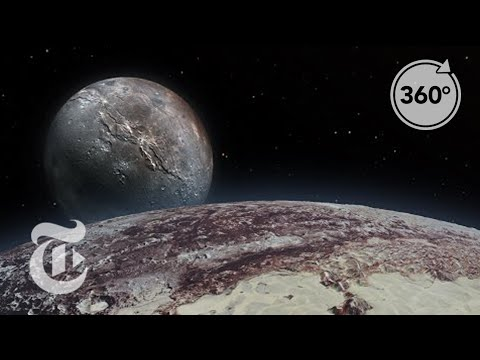 Seeking Pluto's Frigid Heart | 360 VR Video | The New York Times by The New York Times