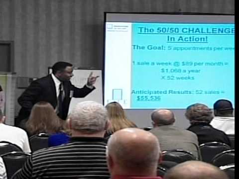 Melvin Pierre- LIVE TRAINING SESSION- Prospecting For LIFE SALES EVERYDAY!!!