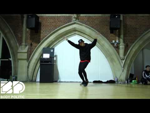 Anthony Lee | FRENEMIES x KINJAZ Workshop | Day 2