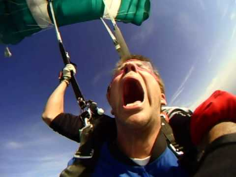 Some People Weren't Cut Out For Skydiving