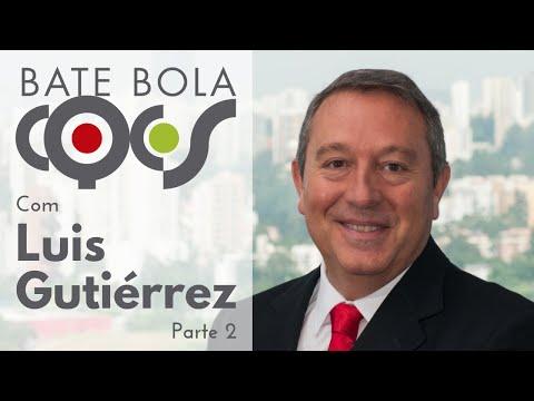 Imagem post: Luis Gutiérrez – Parte 2