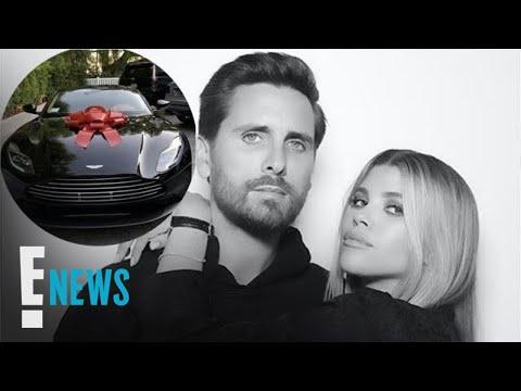 Scott Disick Gifts Sofia Richie $200K Luxury Car for 21st Birthday | E! News