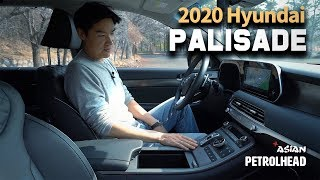 I'am 2020 Hyundai Palisade - Let's Drive! (Kia Telluride twin brother from Hyundai)