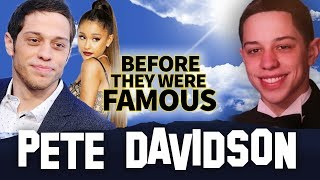 PETE DAVIDSON | Before They Were Famous | SNL Actor / Comedian