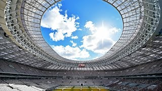 Top 5 FIFA World Cup Stadiums: Russia 2018 | The B1M