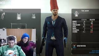 We Play Ourselves in Payday 2!!