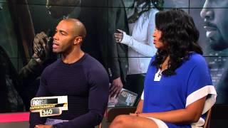 Omari Hardwick & Courtney Kemp Agboh discuss 50 Cent's new series, 'Power!'