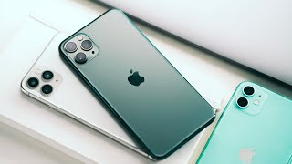 Living with the iPhone 11/11 Pro for 30 Days - REVIEW