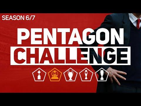 PENTAGON CHALLENGE - FOOTBALL MANAGER 2020 #6