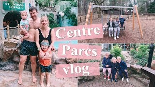 Family Vlog at Centre Parcs | He Loved the Rapids!