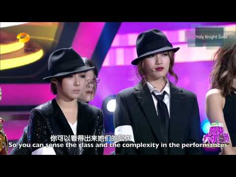 [HD] [Eng] Miss A Dance Covers Michael Jackson | Jolin Tsai | Elva Hsiao @ Your Face Sounds Familiar