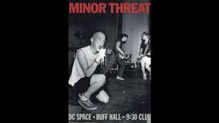 Minor Threat - Salad Days
