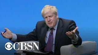Boris Johnson dodges questions on character