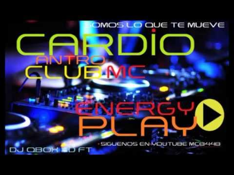 +CARDIO FULL ENERGY PLAY DJ QBOX XD FT 148BPM A 165BPM