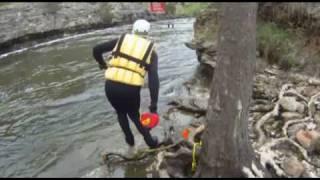 Entrenamiento de rescate