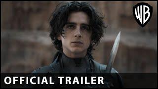 Dune - Official Trailer - Warner Bros. UK