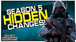 Hidden Changes & Additions in Season 5!
