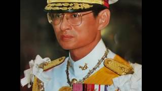 My little personal tribute to his majesty the king of Thailand. May he rest in peace.