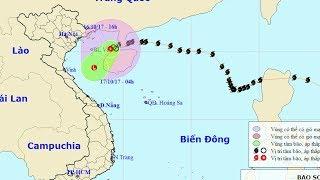 Tin áp thấp Mới Nhất : Tin Áp Thấp  nhiệt đới gần bờ