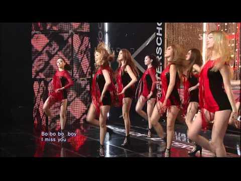 [Live HD 1080] 20120624 After School - Flashback @ Inkigayo