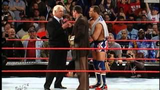 """Nature Boy"" Ric Flair Returns - Raw 11/2001"