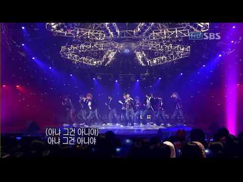 [FULL HD] Super Junior Debut Performance (November 6, 2005)