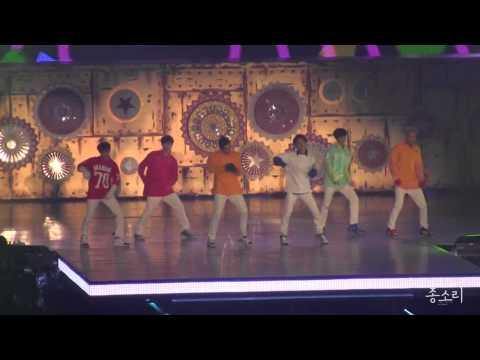 131225 SMWEEK EXO - 캔디(Candy) + 행복