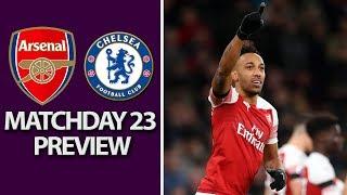 Arsenal v. Chelsea   PREMIER LEAGUE MATCH PREVIEW   1/19/19   NBC Sports